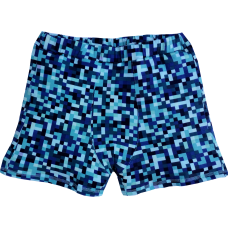 Boxerky variace na modrou
