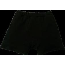 Boxerky v barvě černé