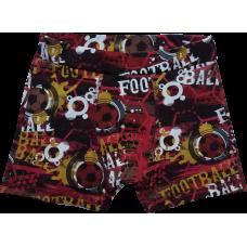 Boxerky barevný fotbal (enkopréza)